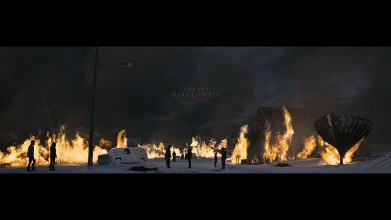 Dead Cowboy x Qroh Life And Death Burned