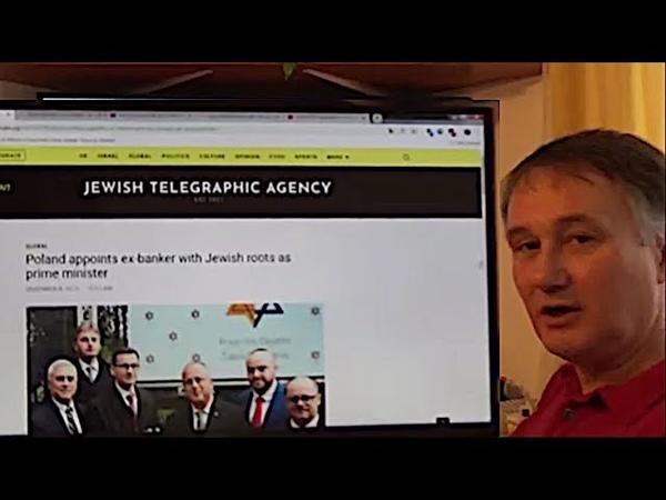 Dr Z Kękuś PPP 118 Mój były kolega z pracy żyd Mateusz Morawiecki prezes Rady Ministrów RP