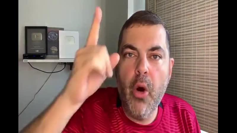 Paparazzo manda recado para diretoria estão proibidos de vender o Cuellar