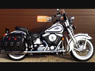 Мотоцикл harley davidson flsts springer evolution, 1998 года