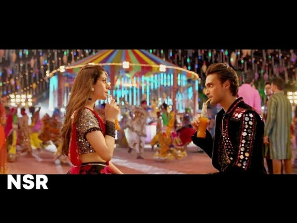 Dholida Dhol Baje Official Video Song Loveratri Ayush Sharma Warina Hussain Palak Muchhal
