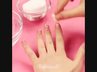 Женские Хитрости () уход за ногтями