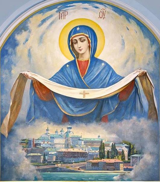 Открытки покрова богородица на кипре