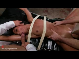 BG - Skin Diamond -  В больнице |KINK|HD 720|BGB|Bound Gang Bangs|СЕКС|БДСМ|BDSM|БОНДАЖ|GANGBANG 24
