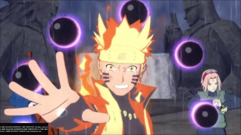 ناروتو شيبودن عاصفة النينجا النهائي 102 Naruto Shippuden Ultimate Nin