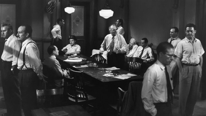 12 РАЗГНЕВАННЫХ МУЖЧИН 12 Angry Men 1957