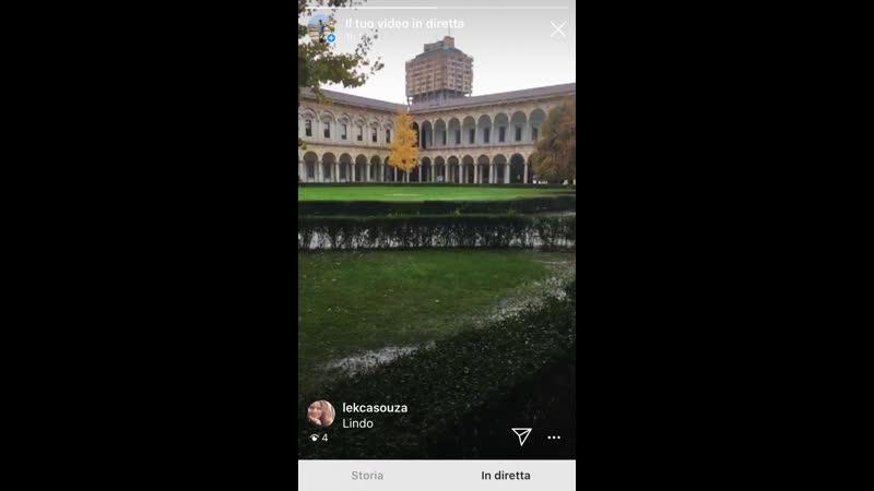 Милан Университет ла Статале Università la Statale