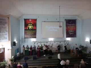 облосной христианский фестиваль Старые песни о главном (часть1)