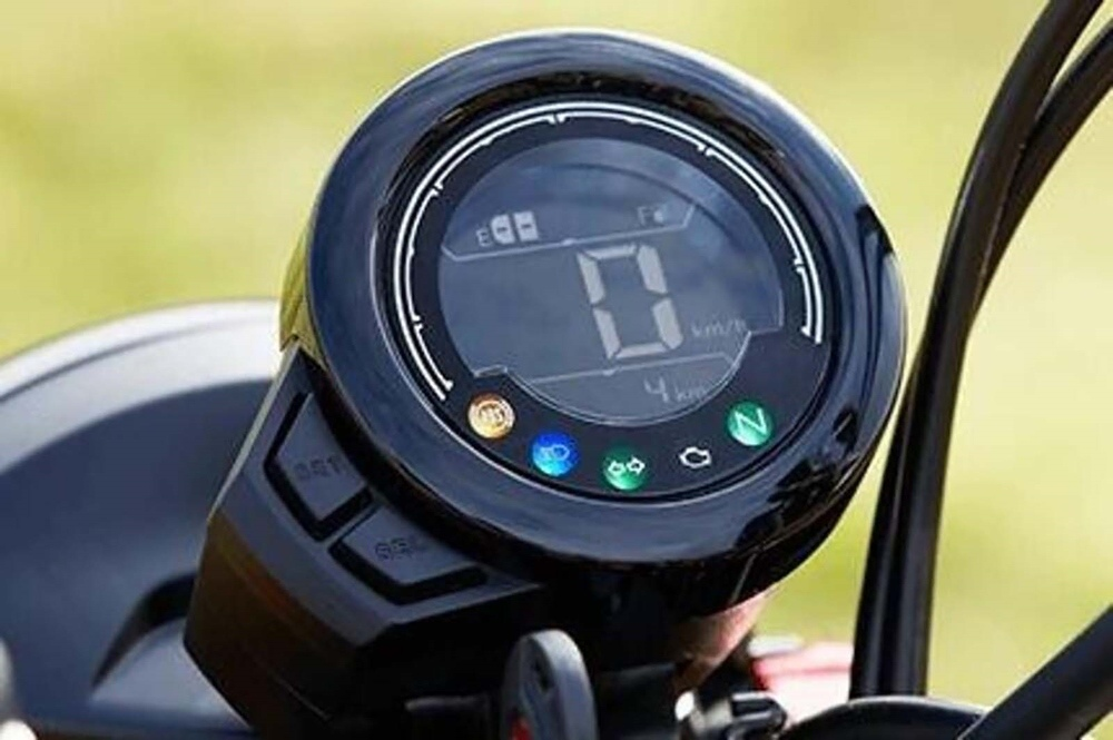 Honda Trial 125. Дополнительные фото и информация