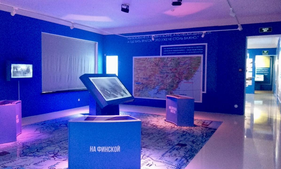 Музей Героя Советского Союза Евгения Преображенского открылся в Кириллове