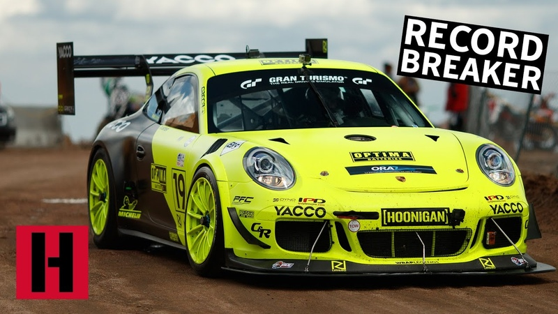 Full Run Up Pike's Peak in a 900hp Porsche with Raph Astier and BBI Autosports PPIHC 2019