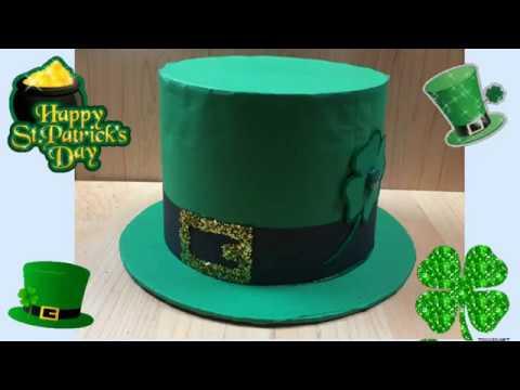 DIY: How to make a St Patrick's Day hat / leprechaun's Hat. Sombrero del dia de San Patricio