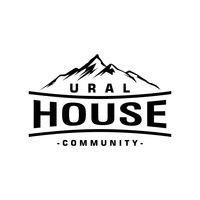 Логотип URAL HOUSE COMMUNITY