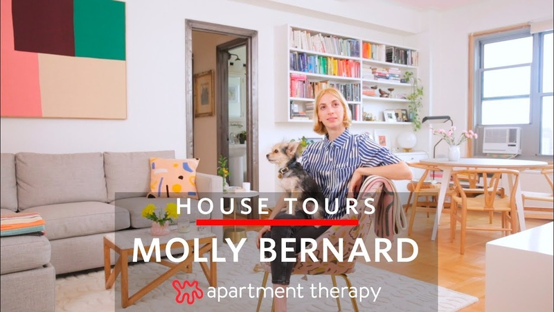 Younger Star Molly Bernard's Brooklyn Home | House Tours | Apartment Therapy
