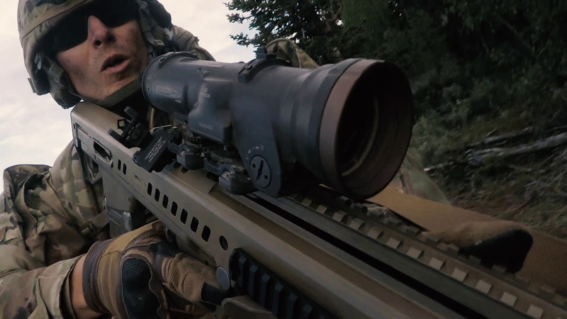 Next Generation Squad Weapon (NGSW) - Army's M4 Carbine and M249 Replacement