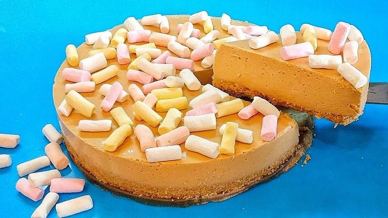Торт ФУРОР Без САХАРА. БЕЗ ВЫПЕЧКИ И ДУХОВКИ из 5 ингредиентов. Так ПРОСТО и так ВКУСНО Супер десерт