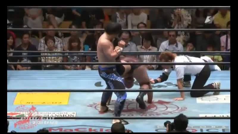 (2015.08.29) AJPW Summer Explosion 2015 - Day 6