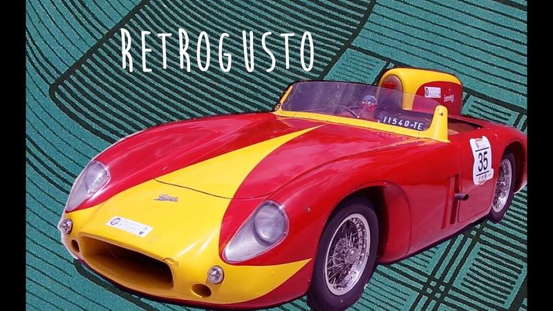 Retrogusto incontra Tazio Taraschi @ circuito di Avezzano 2015