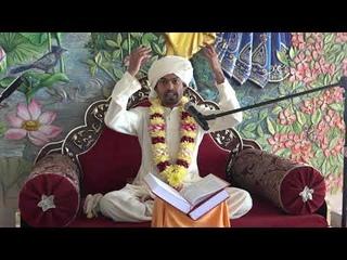 Матхура Бихари   Воскресная лекция     от 14 07 19