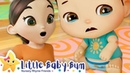 Boo Boo Song NEW SONG Nursery Rhyme Kids Song ABCs and 123s Little Baby Bum