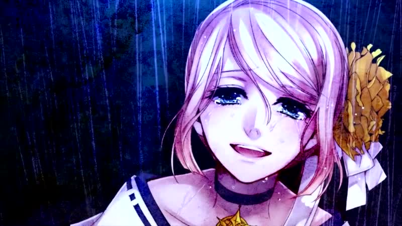 Kagamine Rin Len - A Song for Rain (rus sub)
