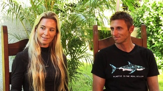 The Sea Has Many Voices [S1 E1] Ocean Ramsey and Juan Oliphant — Sharks!