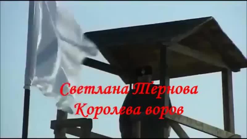 Светлана Тернова Королева Воров Сл Олега Альпийского