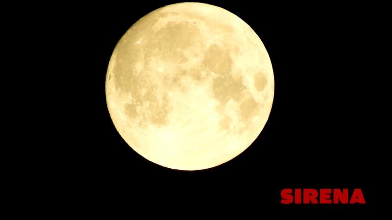 Mėnulis Rokiškio Nepriklausomybės aikštėje 2019 08 15