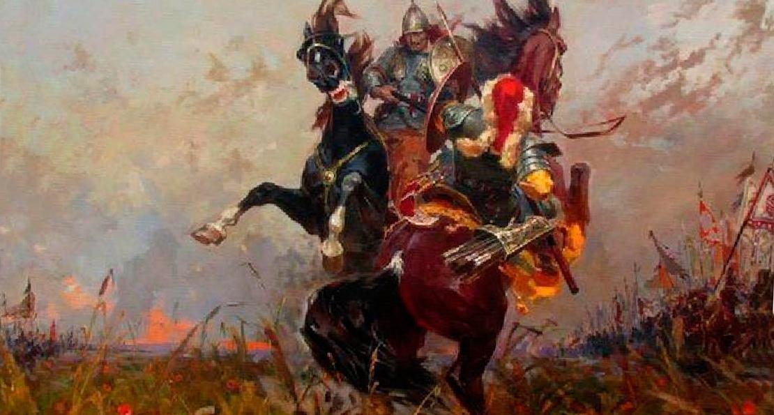Бой с татарином