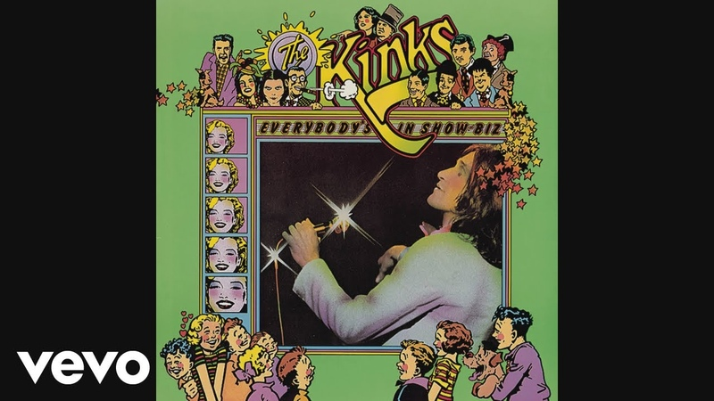 The Kinks Supersonic Rocket Ship Audio