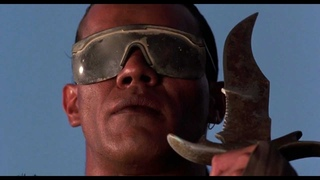 Cyborg (1989) scene 1