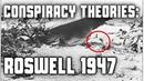 Tarihin En Büyük Gizemi 1947'de Yaşanan Roswell Olayının Arka Planı