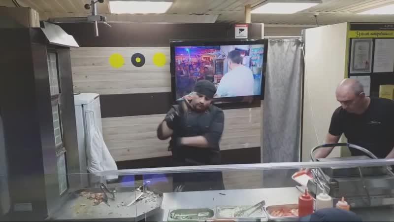 Шаурма шоу. Анапа 5.05.2018