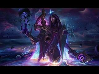 Dark Cosmic Jhin - English Voice - League of Legends