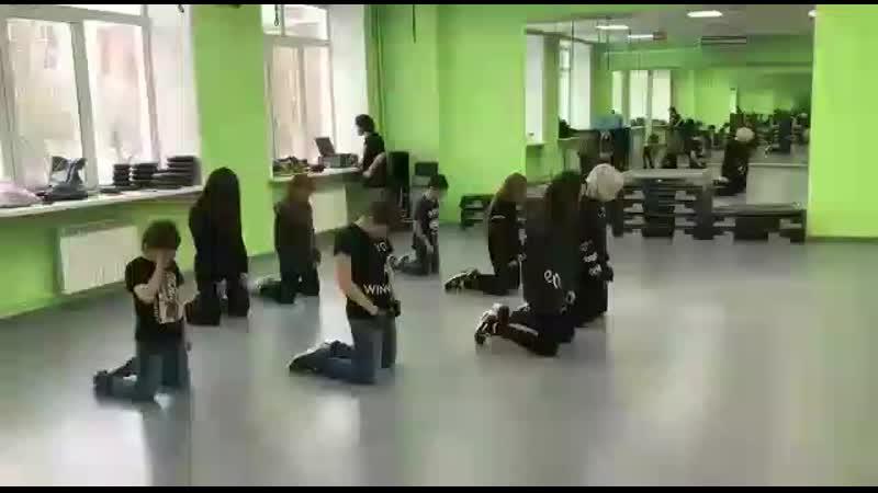 Танец вызова сатаны