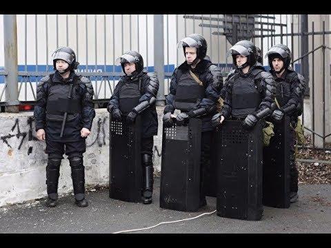 Приїхало 250 поліцейських Чим закінчився Закарпатський автомайдан