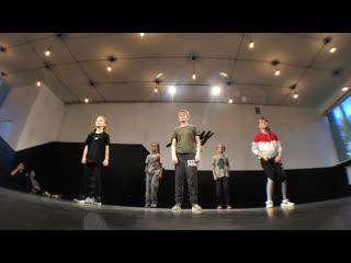 Start up kids   лёша мечетный   easy dance studio