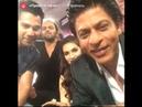 FB Live with the star cast of Dilwale! || SRK Varun Kajol Kriti