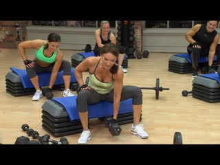 Ripped with hiit - lift it hit it back, biceps  shoulders