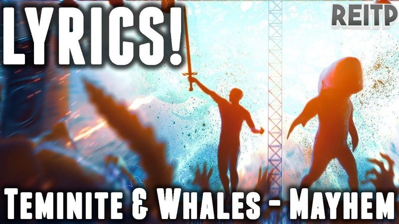 Teminite Whales Mayhem ► LYRICS by REITP