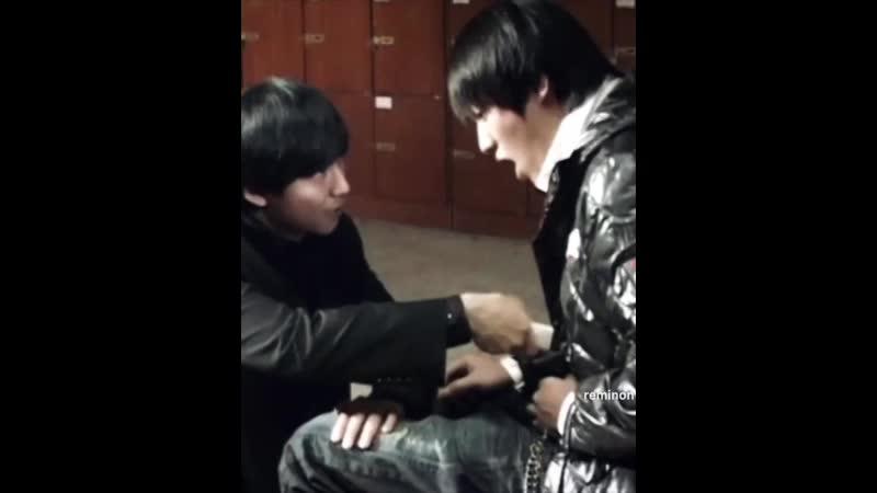 Ким Нам Гиль/Ли Мин Хо/«Враг общества 3. Возвращение» (2008)/съемки