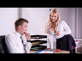 Amber jade teacher's pet [2019-08-24, big tits, hardcore, lingerie, 1080p]