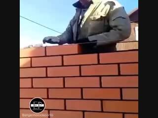 Вот как надо исполнять кладку - Заметки строителя