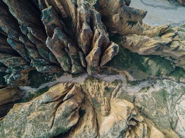 Palca Canyon Bolivia with DJI Mavic Pro