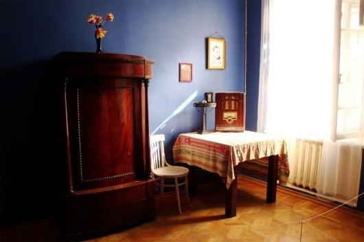 Интересные места нашей планеты квартира Булгакова (Россия), изображение №5