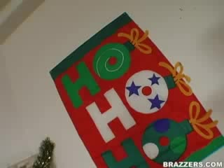 Brooke Belle, Lichelle Marie, Nikki Benz - Santa's XXXmas surprise