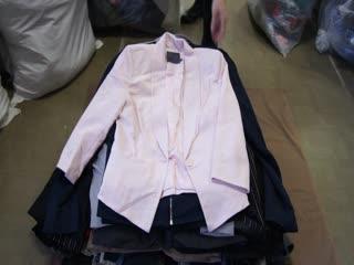 Скидка-75%% Женские и Молодежные пиджаки/жакеты 25 кг по 8е-75% =2ев/кг Себестоимость 65 руб/ед (57ед)