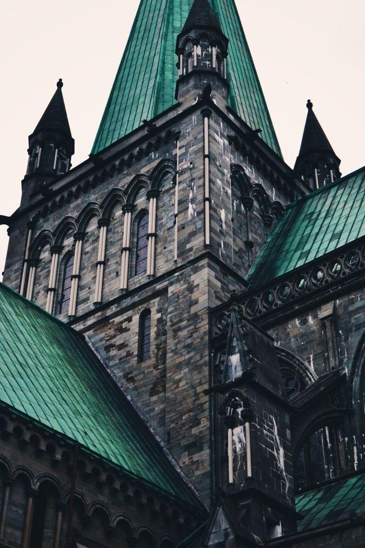 Нидаросский собор, Тронхейм