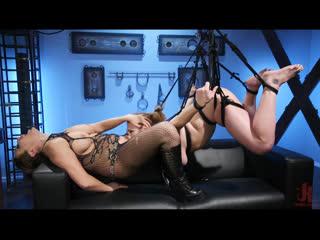 Ryan Keely, Skylar Snow - Body Double: Skylar Snow's Kinky Anal Lesbian Audition [BDSM, Femdom, Lesbian,Anal,LezDom,Strapon]
