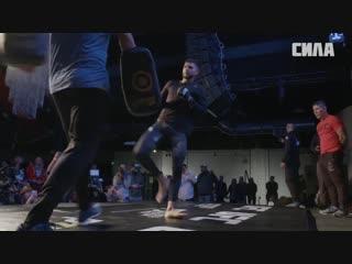 Fight night denver open workout highlights